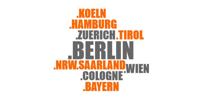 Domain: regional statt global – .BERLIN schlägt .COM und .DE