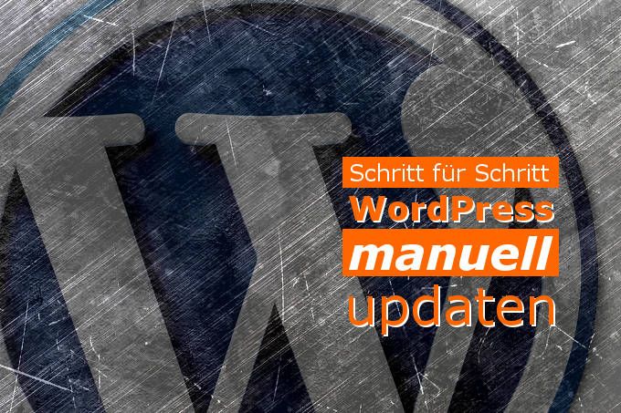WordPress Update manuell installieren