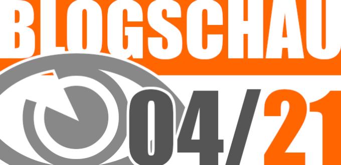 Blogschau 21/04: SEO-Fehler, SEO-Fälle, Website-Struktur