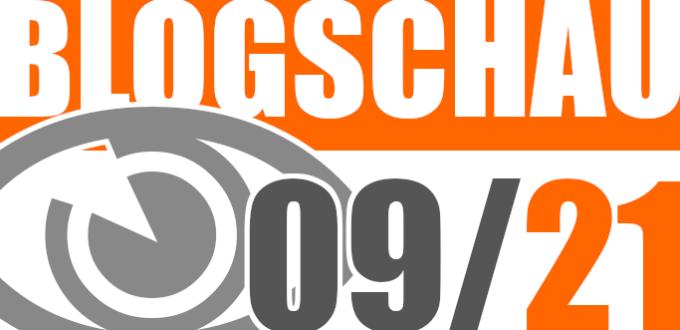 Blogschau 21/09: Ressourcen, Google Ads, Backlink-Magneten